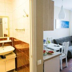 Отель Gedimino House Апартаменты с различными типами кроватей фото 4