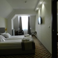 Central Hotel Sofia 4* Номер Комфорт разные типы кроватей фото 11