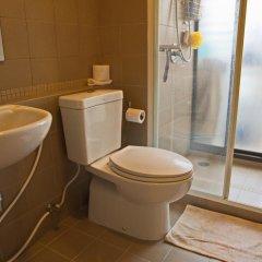 Отель The Fuse ванная