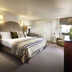 Rocco Forte Browns Hotel 5* Стандартный номер с различными типами кроватей фото 2