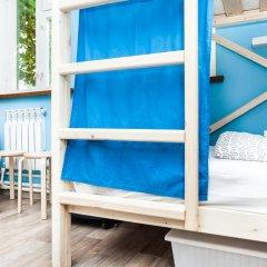 Гостиница Hostels Rus Vnukovo Кровати в общем номере с двухъярусными кроватями фото 7