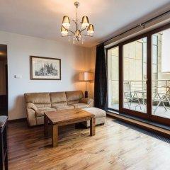 Отель EXCLUSIVE Aparthotel Улучшенные апартаменты с различными типами кроватей фото 7