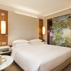 Отель Hilton Barcelona 4* Представительский люкс с двуспальной кроватью