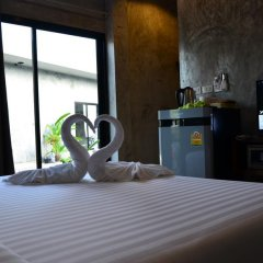 Отель BK Boutique Resort 3* Номер Делюкс разные типы кроватей фото 14
