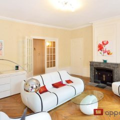 Отель Appart' Odeon Франция, Лион - отзывы, цены и фото номеров - забронировать отель Appart' Odeon онлайн комната для гостей фото 5