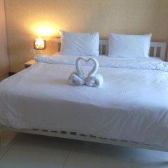 Апартаменты Chara Ville Serviced Apartment Люкс разные типы кроватей