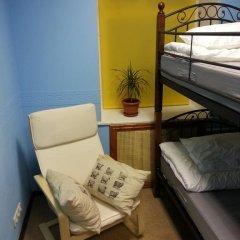 Light Dream Hostel Кровать в общем номере с двухъярусной кроватью фото 12