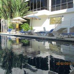 Отель Karon Hill Residence бассейн