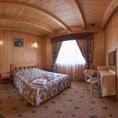 Гостиница Solnce Karpat Коттедж с различными типами кроватей фото 23