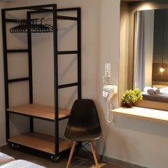 Отель Babis Studios Греция, Аргасио - отзывы, цены и фото номеров - забронировать отель Babis Studios онлайн сейф в номере