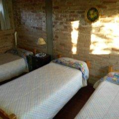 Отель Cabañas la Casona Аргентина, Мина Клаверо - отзывы, цены и фото номеров - забронировать отель Cabañas la Casona онлайн комната для гостей фото 4