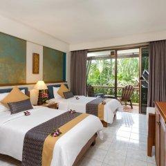 Отель Krabi Resort 4* Номер Делюкс с двуспальной кроватью фото 5