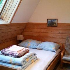 Отель Camping Harenda Pokoje Gościnne i Domki Стандартный номер фото 6