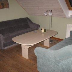 Отель Hveddegaard Farm Holiday Апартаменты с разными типами кроватей фото 2