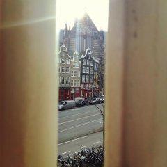 Отель Tamara Нидерланды, Амстердам - отзывы, цены и фото номеров - забронировать отель Tamara онлайн парковка