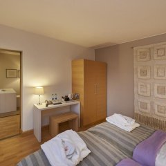 Отель Rantasipi Siuntion Kylpylä 3* Стандартный семейный номер с двуспальной кроватью фото 4