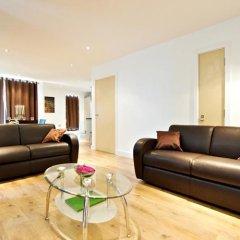 Отель Living by BridgeStreet, Manchester City Centre комната для гостей фото 3