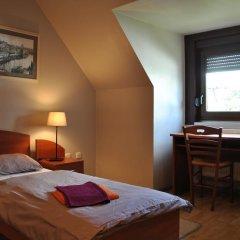 Гостевой дом На Каштановой Стандартный номер с различными типами кроватей фото 4