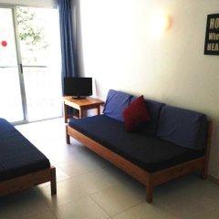 Отель Apartamentos AR Botanic Испания, Бланес - отзывы, цены и фото номеров - забронировать отель Apartamentos AR Botanic онлайн комната для гостей фото 3