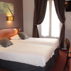 Kyriad Hotel XIII Italie Gobelins 3* Стандартный номер с различными типами кроватей