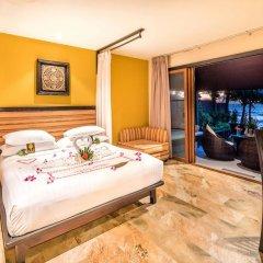 Отель Andaman White Beach Resort 4* Вилла с различными типами кроватей фото 5