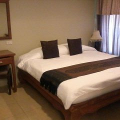 Отель Villa Thongbura 3* Студия с различными типами кроватей фото 25