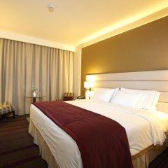 Гостиница Шератон Палас Москва 5* Улучшенный номер с различными типами кроватей фото 2