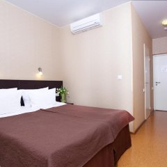 Гостиница Невский Бриз 3* Улучшенный семейный номер с разными типами кроватей фото 13