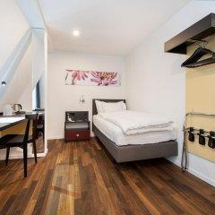 Hotel Hottingen 2* Номер Комфорт с различными типами кроватей фото 3