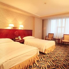Отель Beijing Ningxia Hotel Китай, Пекин - отзывы, цены и фото номеров - забронировать отель Beijing Ningxia Hotel онлайн комната для гостей фото 3