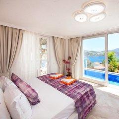 Asfiya Sea View Hotel 2* Стандартный номер с двуспальной кроватью