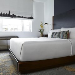 The Renwick Hotel New York City, Curio Collection by Hilton 4* Стандартный номер с различными типами кроватей фото 6