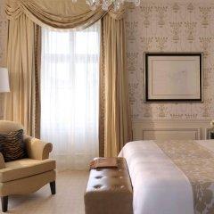 Four Seasons Hotel Prague 5* Люкс с различными типами кроватей фото 7