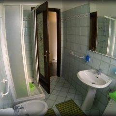 Отель Arc en ciel Аоста ванная