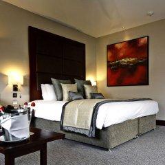 Leonardo Royal Hotel London St Paul's 5* Улучшенный номер с различными типами кроватей