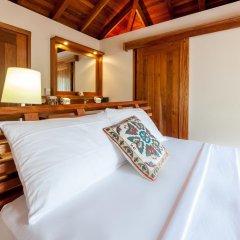Отель Aqua Wellness Resort 4* Коттедж с различными типами кроватей фото 7