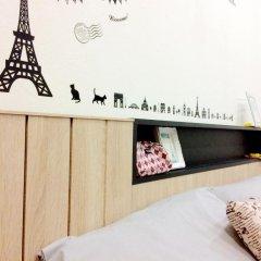 Wake Up Hostel Bangkok Бангкок комната для гостей фото 5
