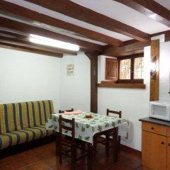 Отель Las Rocas de Brez питание