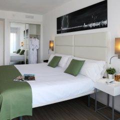Отель AxelBeach Ibiza Spa & Beach Club - Adults Only комната для гостей фото 5