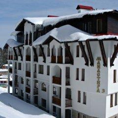 Апартаменты Grand Monastery Apartments Пампорово спортивное сооружение