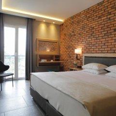 Palmyra Beach Hotel 4* Улучшенный номер с двуспальной кроватью фото 4