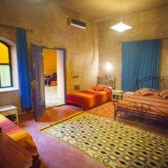 Отель La petite kasbah Марокко, Загора - отзывы, цены и фото номеров - забронировать отель La petite kasbah онлайн комната для гостей фото 3