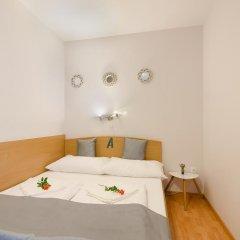 Отель Alfred Panzio Стандартный номер с двуспальной кроватью фото 4