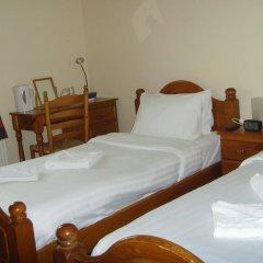 Отель Twin Lions Hotel Великобритания, Эдинбург - отзывы, цены и фото номеров - забронировать отель Twin Lions Hotel онлайн комната для гостей фото 4