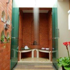 Отель Suuko Wellness & Spa Resort 4* Вилла разные типы кроватей фото 6