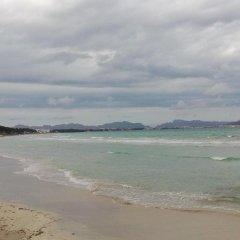 Отель Apartamentos Solecito пляж фото 2
