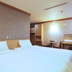 Dawn Beach Hotel 2* Номер Делюкс с различными типами кроватей фото 3