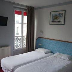 Отель Royal Mansart Франция, Париж - 14 отзывов об отеле, цены и фото номеров - забронировать отель Royal Mansart онлайн комната для гостей