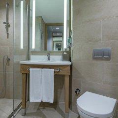 Отель Hampton by Hilton Istanbul Zeytinburnu 2* Стандартный номер с различными типами кроватей фото 4