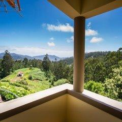 Отель Casas Da Quinta Машику балкон